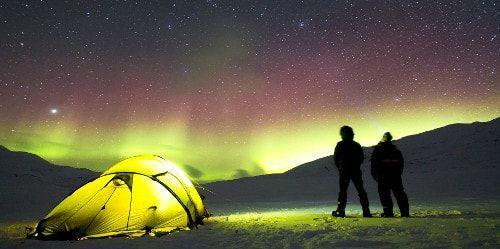Aurora Viewing Lodges