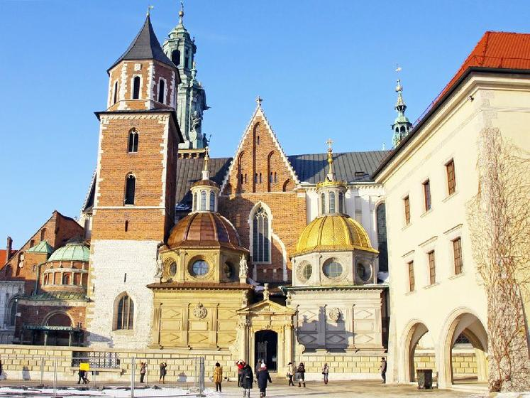 Wawel Royal Castle Guided Tour
