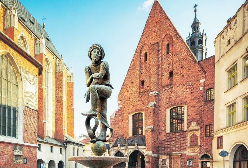 3.5-Hour Krakow Old Town Walking Tour