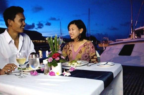 Phnom Penh Dinner Cruise