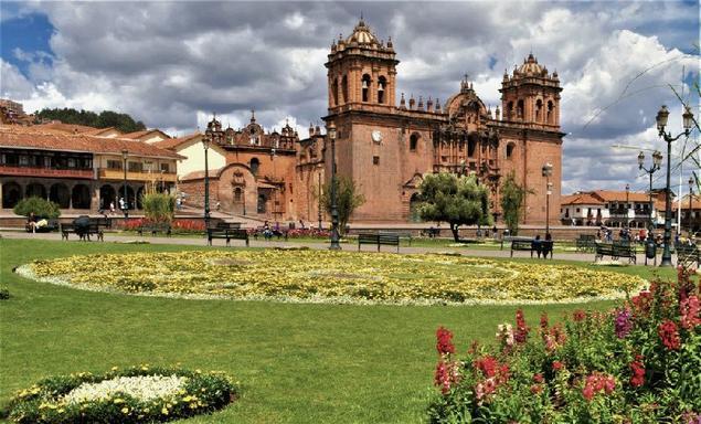 Half-Day Cusco City Tour