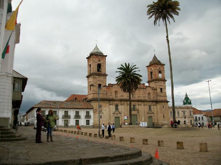 Zipaquira Salt Cathedral Tour