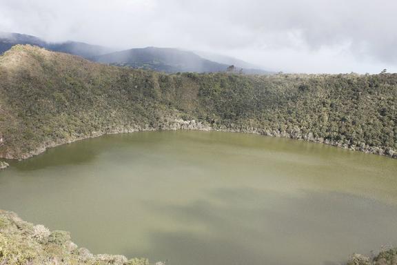 Lake Guatavita Day Trip