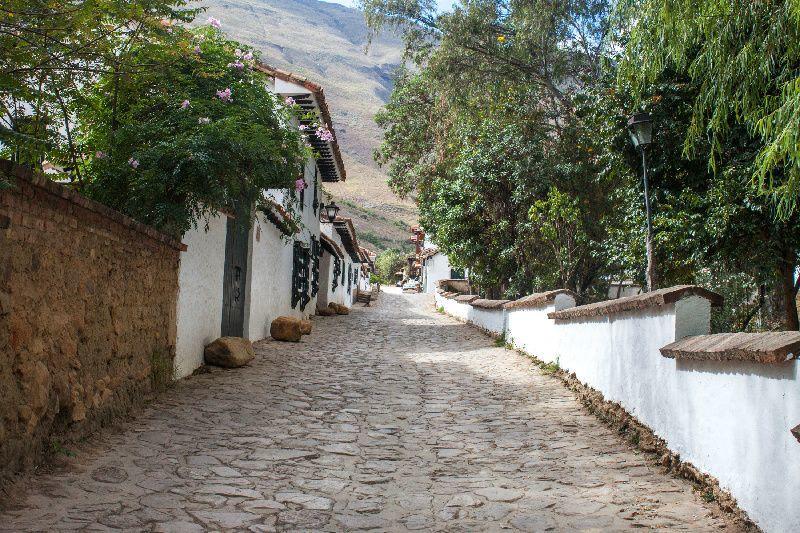 Villa De Leyva Day Trip