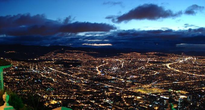 Bogota Night Tour