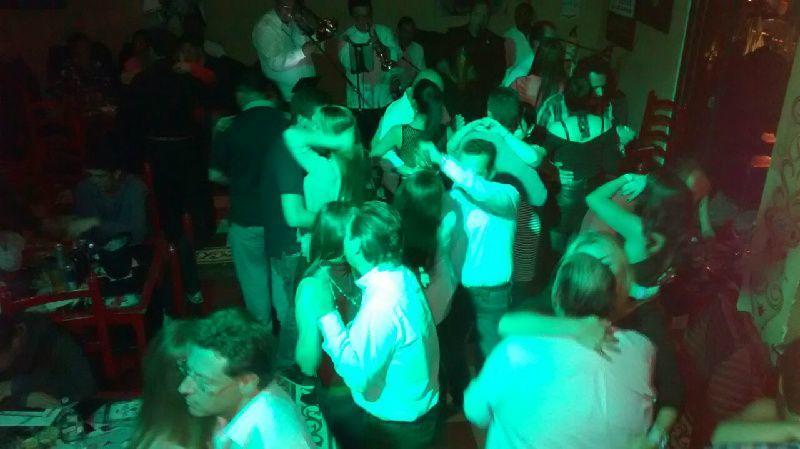 Salsa Night in Bogota