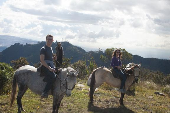 Colombia Highlands Horseback Riding
