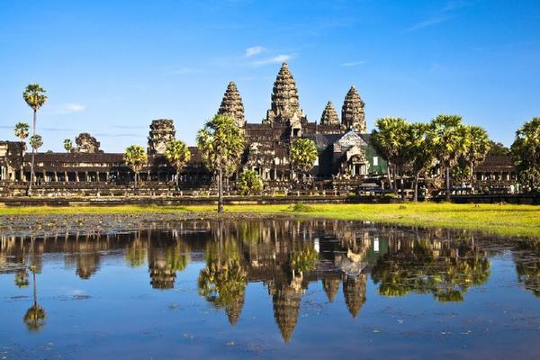 5-Day Vietnam & Cambodia Tour: Ho Chi Minh City to Siem Reap