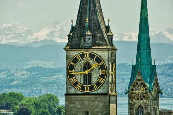 12-Day Southern + Western Europe Holiday: Madrid to Zurich