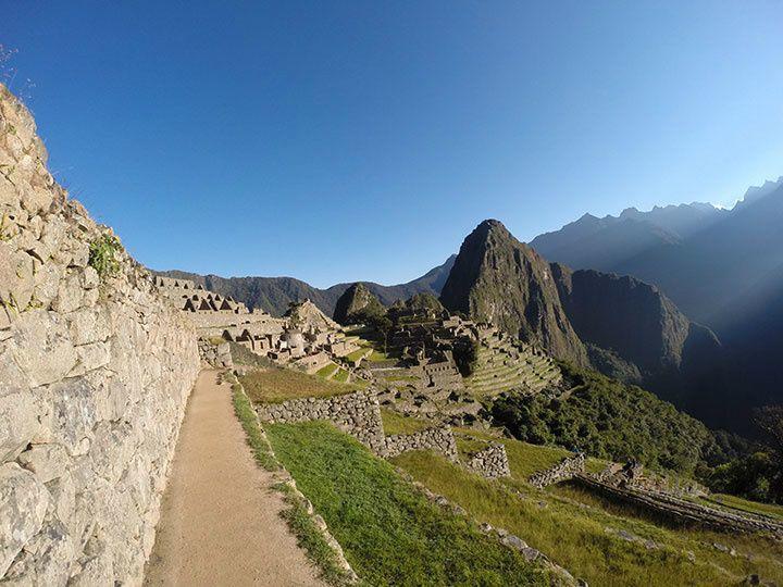 4-Day Inca Bike Adventure to Machu Picchu