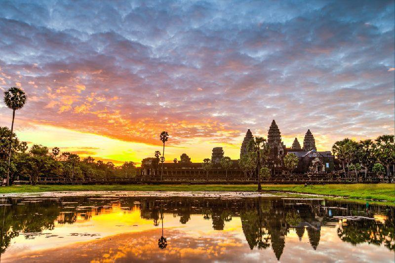 6-Day Highlights of Cambodia Tour From Siem Reap