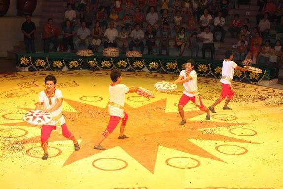 Phnom Penh National Circus School Tour & Show