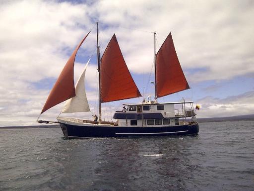 M/S Samba - Galapagos Cruise