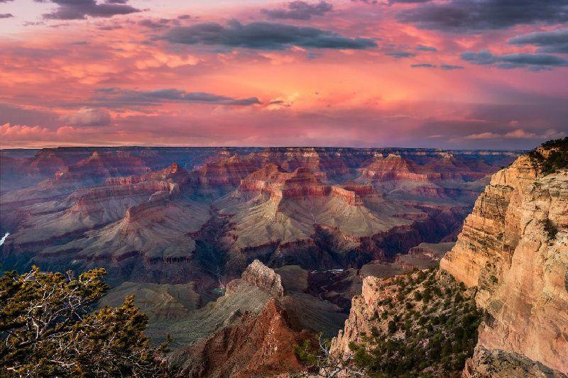 Grand Canyon South Rim Tour W/ Lunch