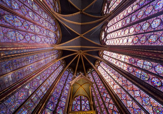 Sainte-Chapelle and Towers of Notre-Dame Skip-the-Line Tour