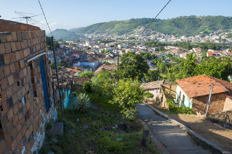 Private Cachoeira Historical Tour W/ Lunch