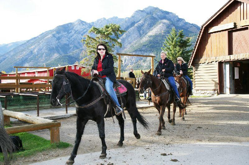 Cowboy for a Day Horse Riding Full Day Tour