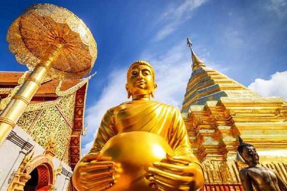 21-Day Indochina Tour: Thailand - Laos - Vietnam - Cambodia