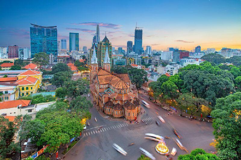 Highlights of Ho Chi Minh City Tour