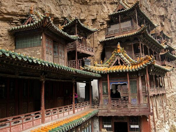 7-Day Ancient Chinese Architecture Tour w/ Yungang Grottoes and Pingyao Ancient City**Start and End in Beijing**
