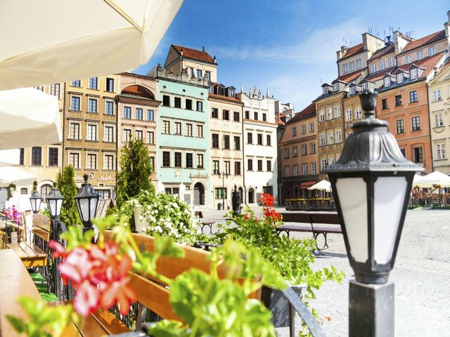 Photo 1: Warsaw, The Baltics & Helsinki