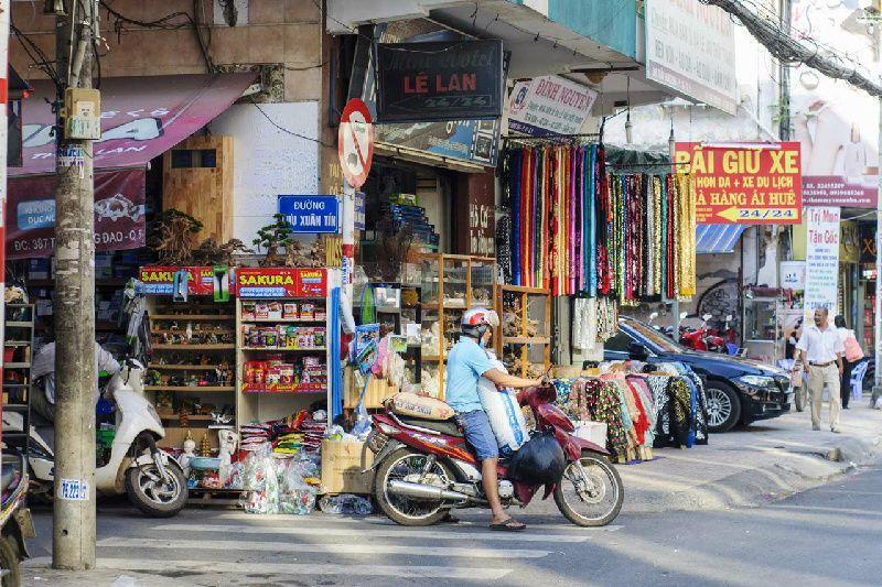 Full-Day Ho Chi Minh City Motorbike Tour