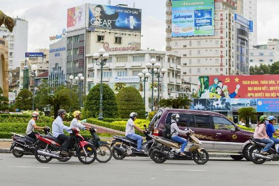 Full-Day Ho Chi Minh City Motorbike Tour