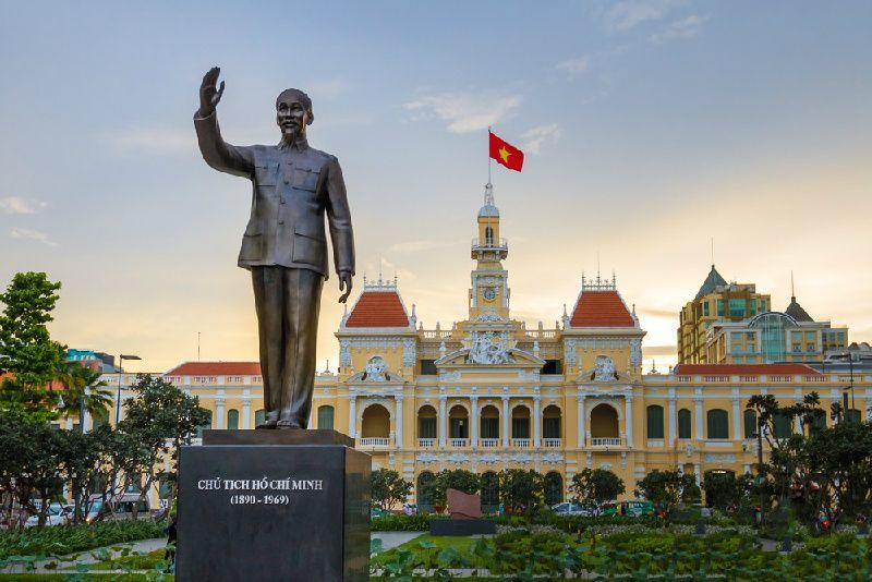 Historical Ho Chi Minh City Tour