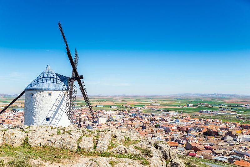 La Mancha Day Trip from Madrid: The Don Quixote Experience