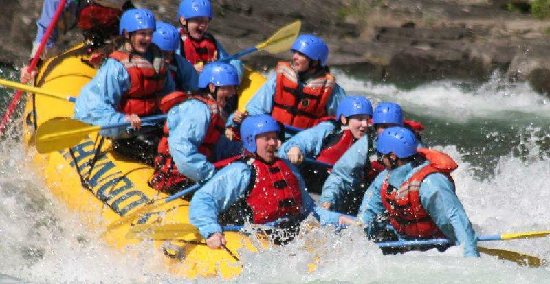 Half-Day Horseshoe Canyon River Rafting Adventure