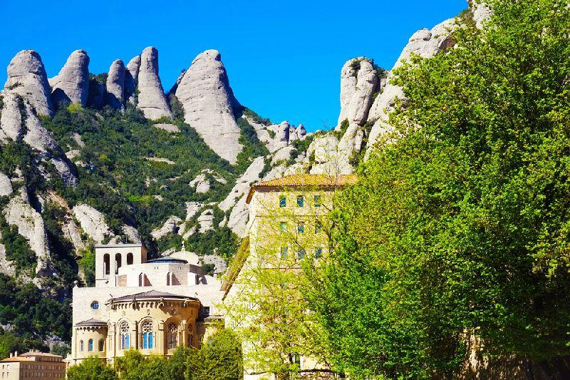 4-Day Madrid to Barcelona Holiday Package w/ Montserrat