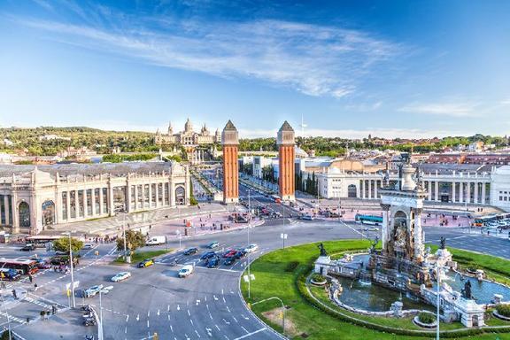 4-Day Barcelona City Break with Montserrat