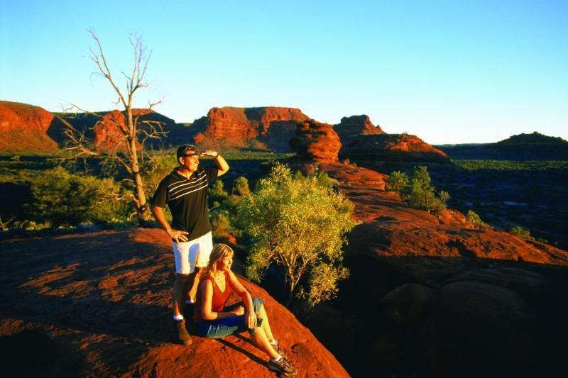 Palm Valley & West MacDonnel Ranges Tour From Alice Springs