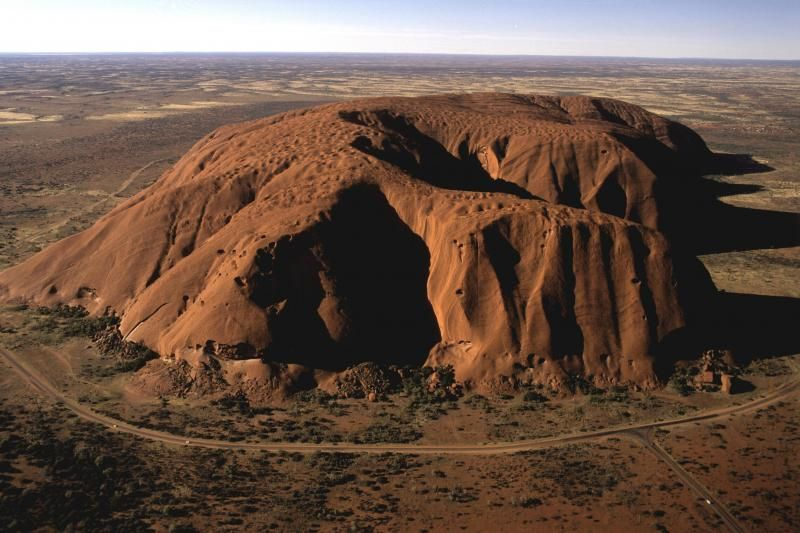 Ayers Rock Tour From Alice Springs - Ends in Yulara