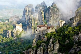 7-Day Italy and Greece Holiday: Meteora | Delphi | Athens | Olympia | Naples