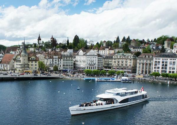 Lucerne Day Trip from Zurich W/ Lake Cruise