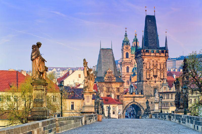 8-Day Central Europe Holiday: Prague | Rhine Valley | Amsterdam | Berlin | Dresden