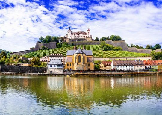 8-Day Central Europe Holiday: Rhine Valley - Amsterdam - Berlin - Dresden