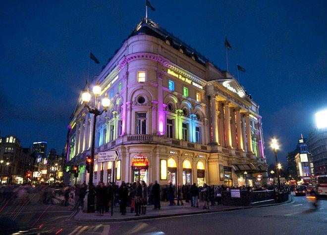 Planet Hollywood, Ripley's Believe It or Not! + London by Night Tour