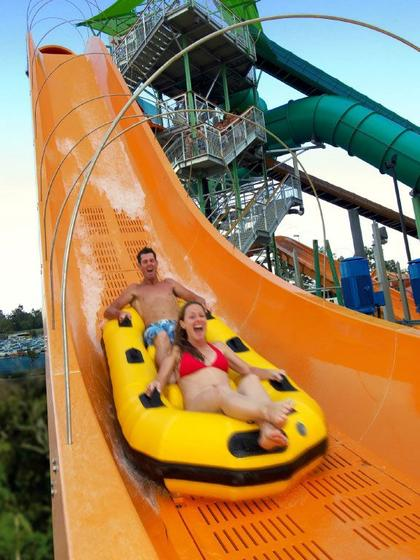 Whitewater World Tickets W/ Transfers