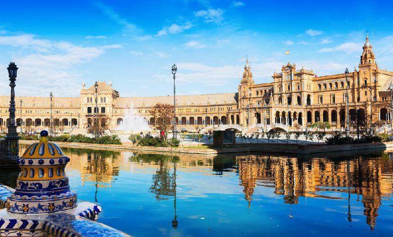 7-Day Andalucia + Toledo Small Group Tour from Madrid