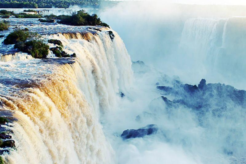 Private Iguazu Falls Tour from Brazilian Hotels - Argentinian Side
