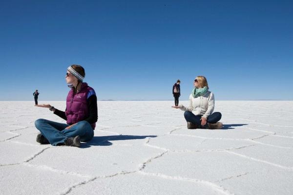 5-Day Uyuni Self-Guided Tour From Atacama to La Paz