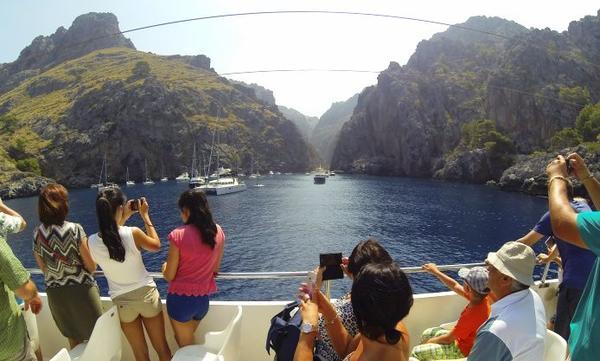 Mallorca Island Day Tour**Bus | Boat | Tram | Train**