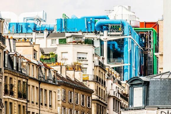 3.5-Hour Tuileries Garden and Le Marais Walking Tour