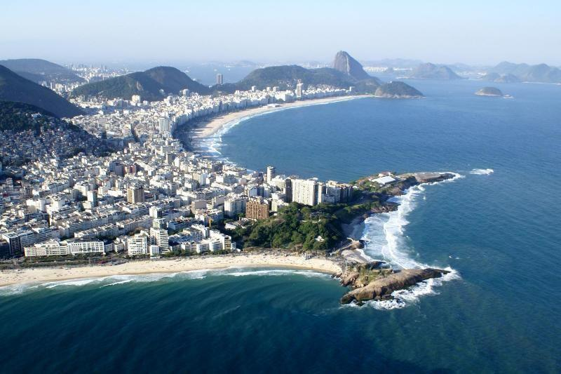 Scenic Rio Helicopter Flight