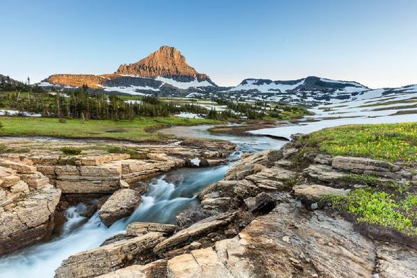 10-Day Pacific Northwest Tour W/ Yellowstone & Glacier National Park From Vancouver