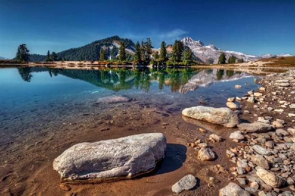 12-Day Yellowstone & Canadian Rockies Tour W/ Glacier NP From Seattle/Vancouver
