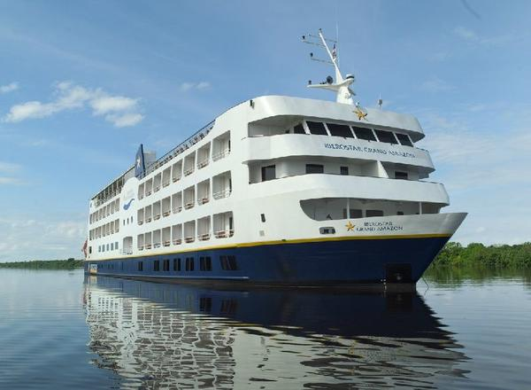 5-Day Ibero Star Grand Amazon Cruise