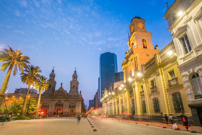 3-Day Private Santiago Tour**Downtown Hotel**
